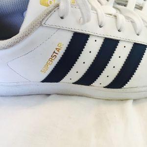 Adidas Classic 'Superstar' Shell-Toe Sneaker